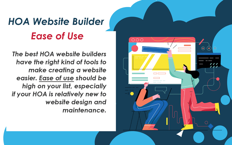 HOA Website Builder