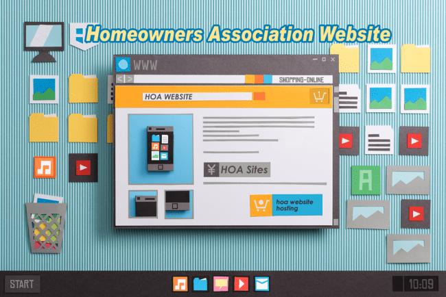 Homeowners Association Website – HOA Website