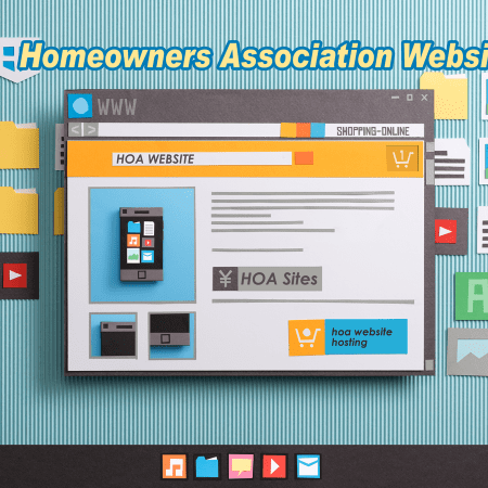 Homeowners Association Website – HOA Website