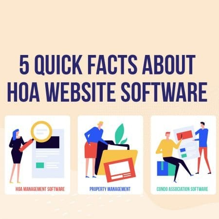 5 Quick Facts About HOA Website Software