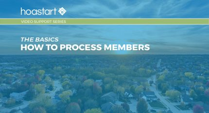 How to Process Members